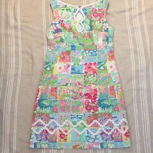 Lilly Pulitzer 50-State Pattern Dress